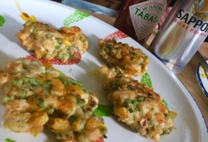 Tempura Shrimp Cutlets